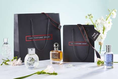 Multi-Sensory Fragrance Shops