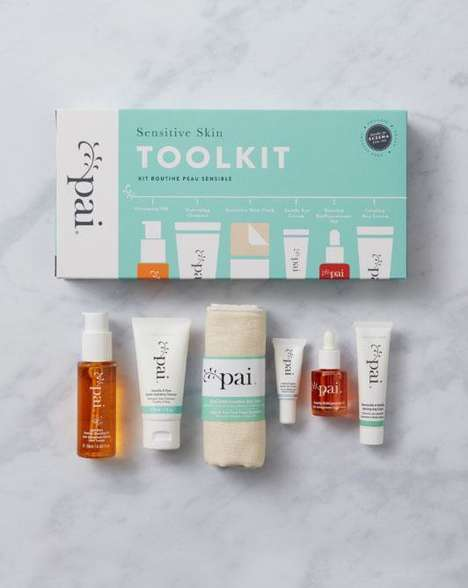 Sensitive Skincare Kits
