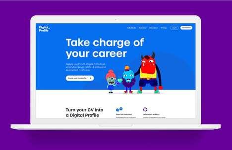Digitized Career Portfolio Tools