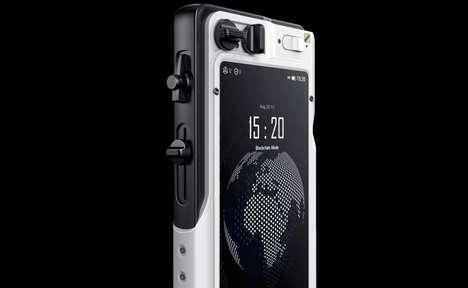 Blockchain-Powered Smartphones