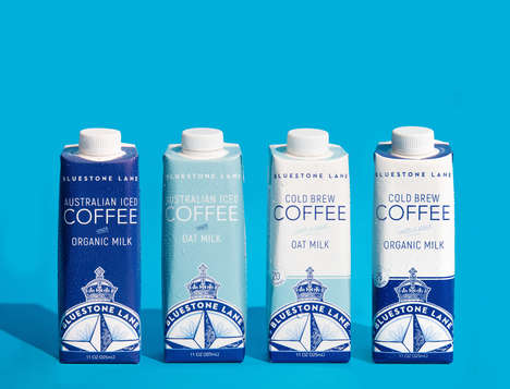 Ready-to-Drink Australian Coffees