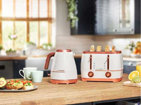 Retro Breakfast Kitchen Appliances