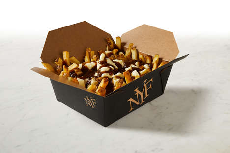 Eco-Friendly Poutine Packaging