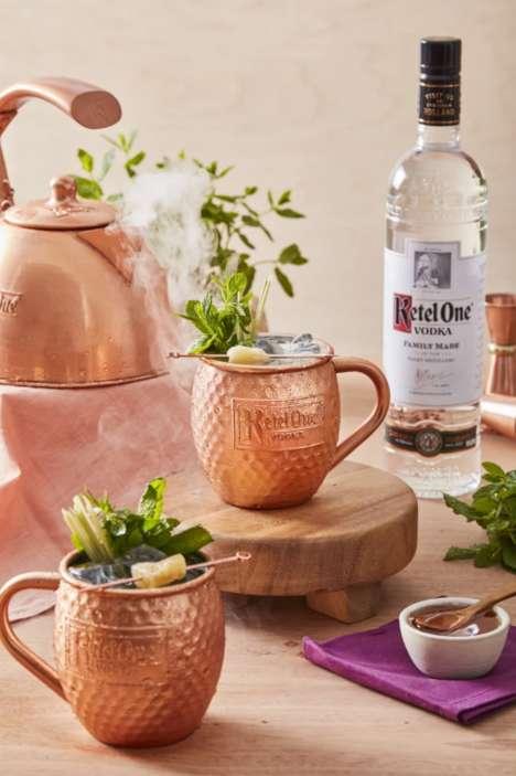 Unique Bespoke Cocktail Kits
