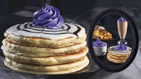 Halloween Family Pancake Promotions