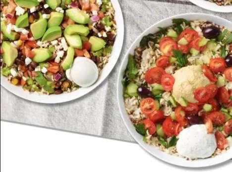 Mediterranean-Style Grain Bowls