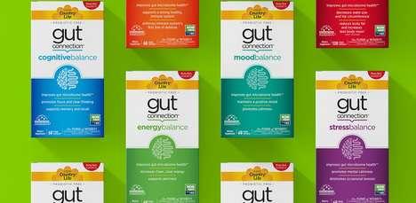 Functional Probiotic-Free Supplements