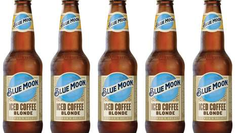 Ice Cofee-Infused Beers
