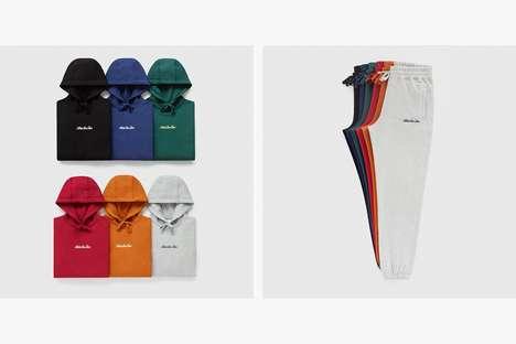 Colorful Streetwear Sweatsuits
