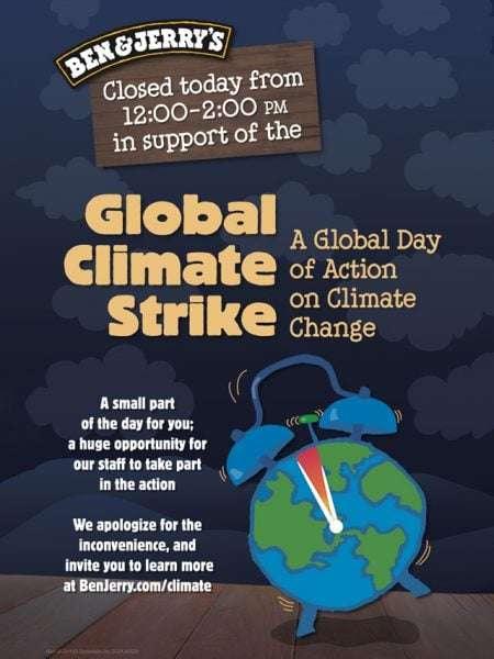 Branded Climate Strikes