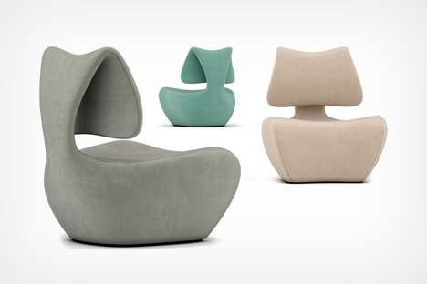 Skeletally Inspired Seating Solutions