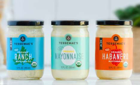 Organic Artisan-Style Condiments