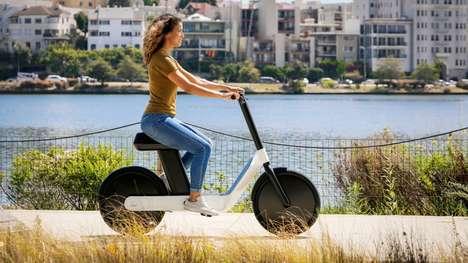 Urban Scooter-Bikes