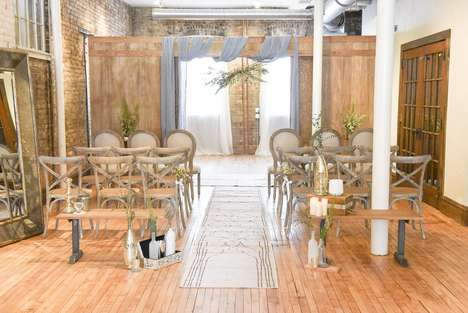 Co-Working Wedding Services