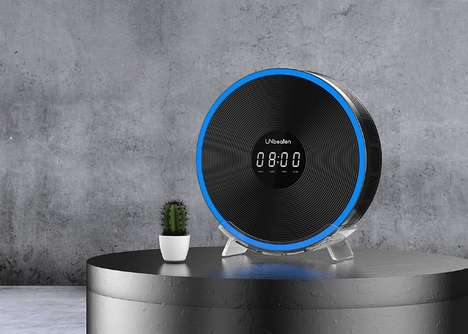 Record-Inspired Air Purifiers