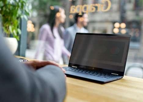Convertible Ocean Plastic Laptops