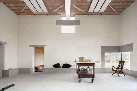 Raw Warehouse-Inspired Artist Spaces