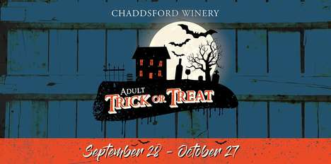 Halloween Winery Tours