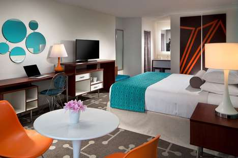Candy Hotel Room Activations
