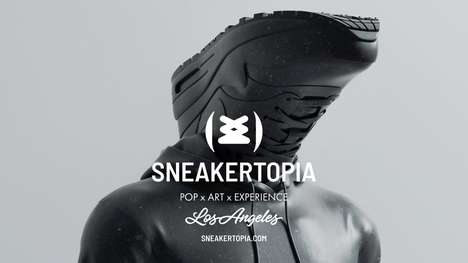Immersive Sneaker Museums