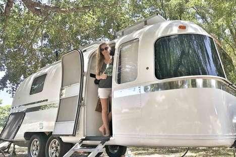 Revamped Nomadic Living Trailers
