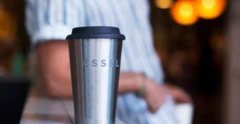 Reusable Cup Service Pilots