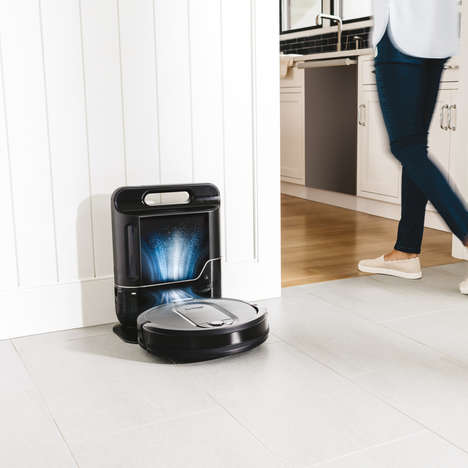 Self-Cleaning Robotic Vacuums