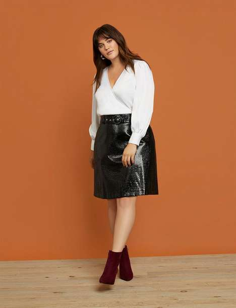 Crowdsourced Plus-Size Collections