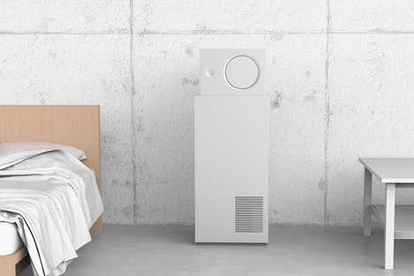 Pop-Up Air Purifiers