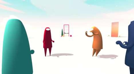 Social Exploration Games