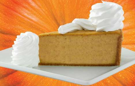 Rich Pumpkin-Themed Desserts