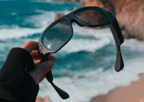 Adventure-Recording Eyewear