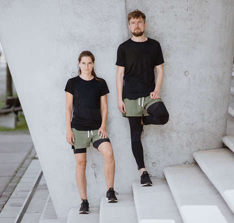Plastic-Free Athletic Wear