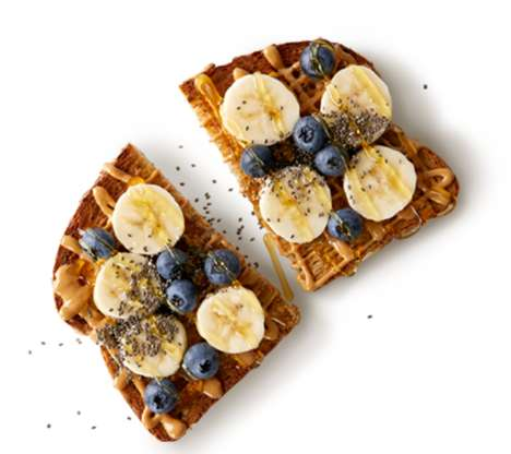 Protein-Packed Superfood Toasts