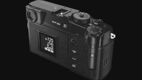 Prosumer Hidden Display Camera