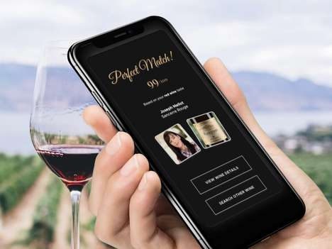 Matchmaking Wine Apps