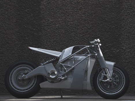 Eco Aluminum-Made Motorcycles