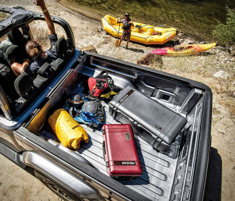 Robust Ultra-Durable Travel Cases