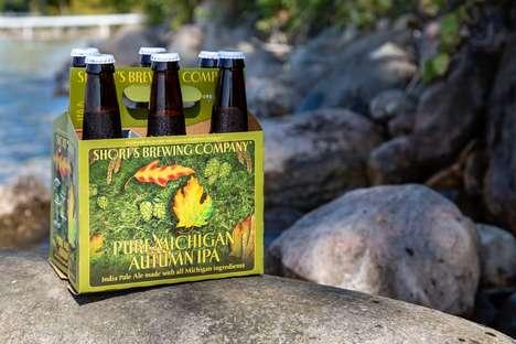 Autumnal American IPAs