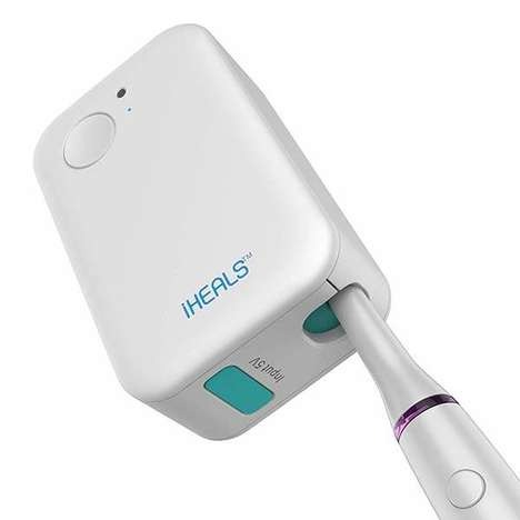Oral Care Sanitization Devices