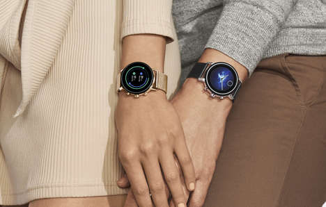 Programmable Button Smartwatches