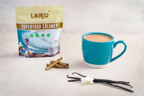 Superfood Coffee Creamers