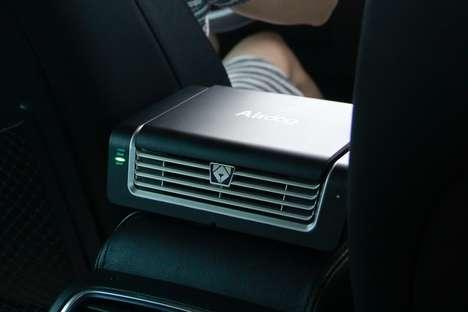 Vehicle Dashboard Air Purifiers