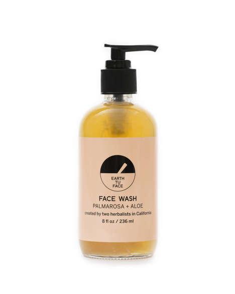 Aloe Vera-Infused Face Wash