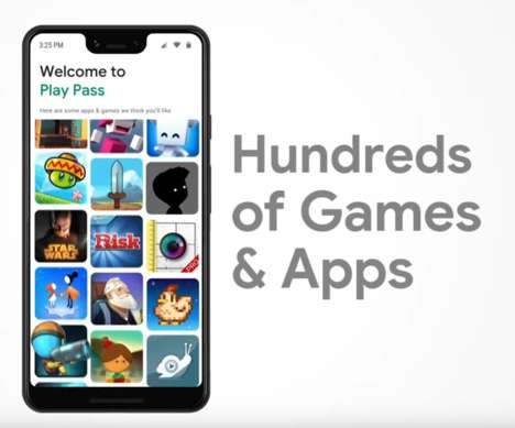 Unlimited Mobile Game Services