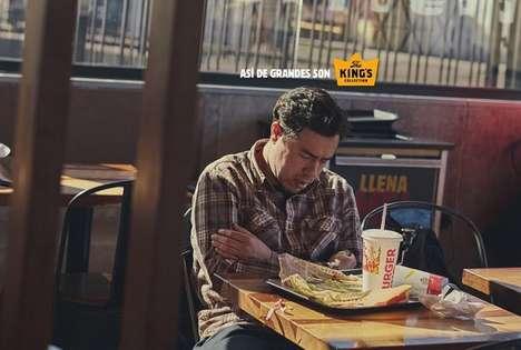 Humorous Customer-Centric Sleepy Ads