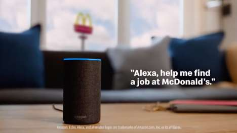 Voice-Activated Job Applications