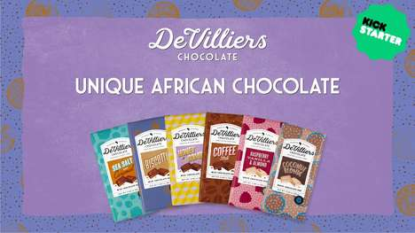 Sustainable African Chocolates