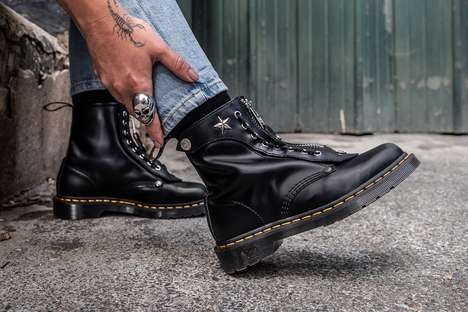 Impeccably Crafted Leather Boots