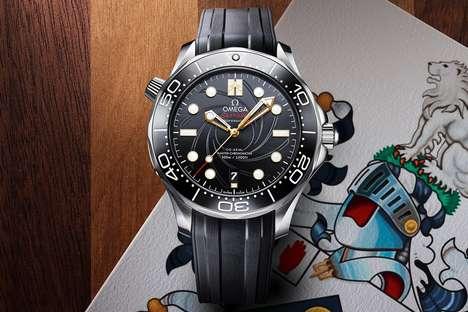 Film-Inspired Luxury Watches